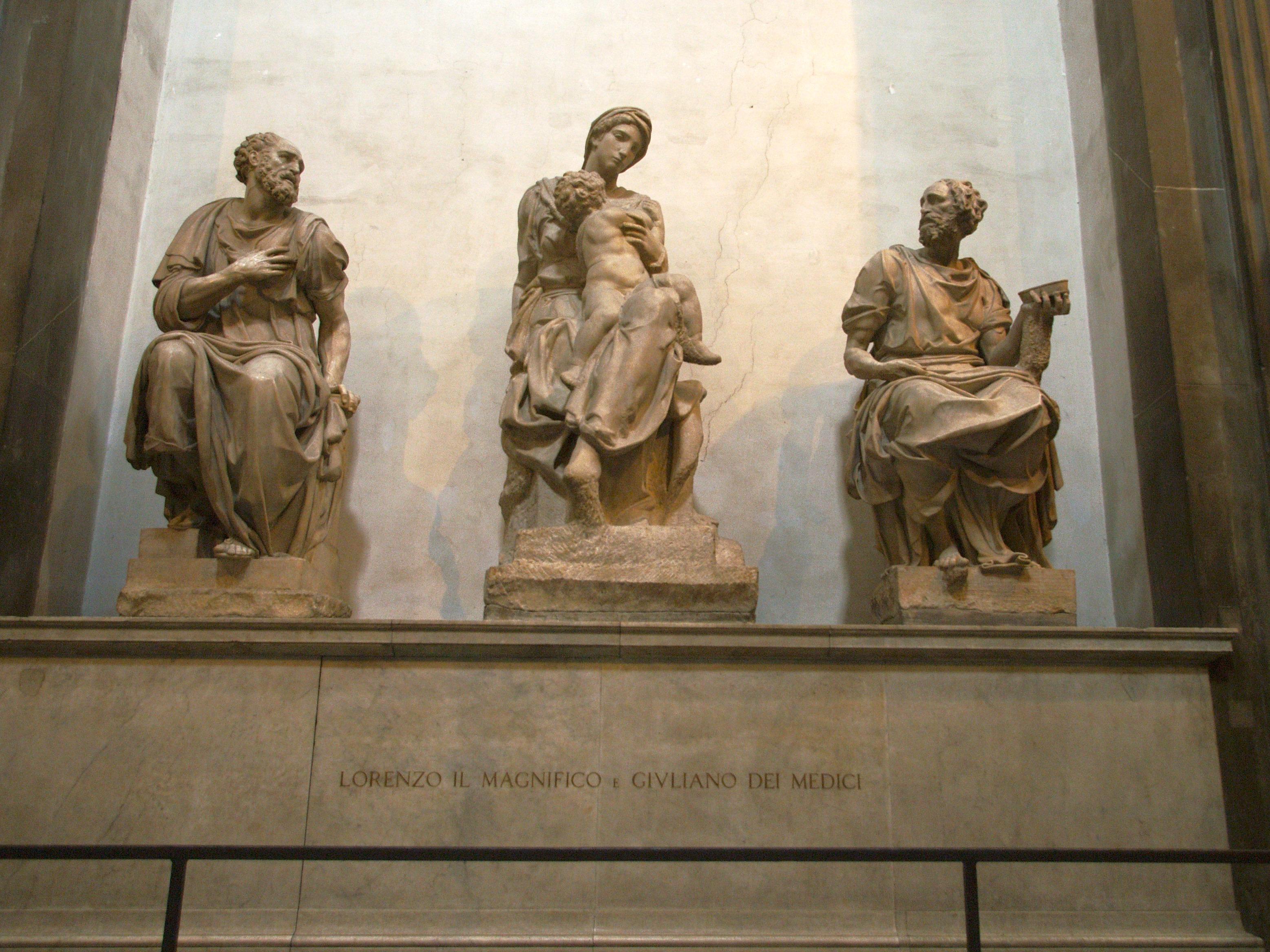 Monumento funebre di Lorenzo de' Medici