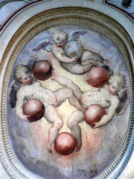 Stemma in Palazzo Vecchio