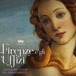 """Copertina del DVD """"Firenze e gli Uffizi"""" (Koch Media)"""