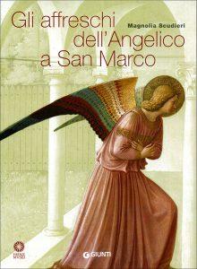 """Copertina del libro """"Gli affreschi dell'Angelico a San Marco"""" (Giunti)"""