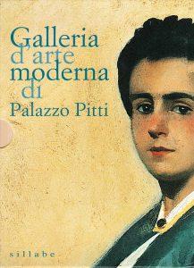 """Copertina del libro """"Galleria d'arte moderna di Palazzo Pitti"""" (Sillabe)"""