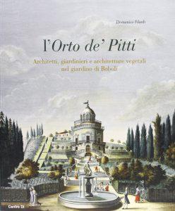 """Copertina del libro """"L'Orto de' Pitti"""" (Centro Di)"""