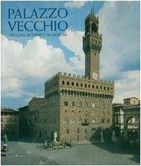 """Copertina del libro """"Palazzo Vecchio. Officina di opere e di ingegni"""" (Silvana)"""