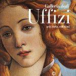 """Copertina del libro """"Galleria degli Uffizi. Arte, storia, collezioni"""" (Giunti)"""