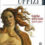 """Copertina del libro """"Galleria degli Uffizi. Guida ufficiale. Tutte le opere"""" (Giunti)"""